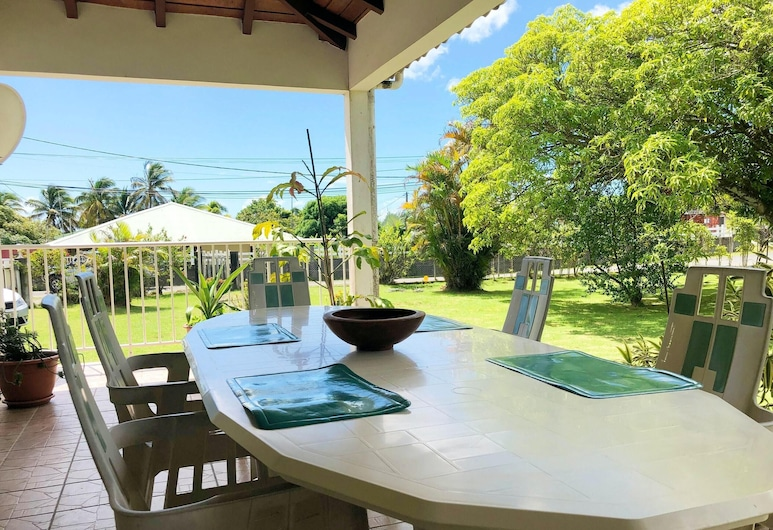 House With 4 Bedrooms in Douville, With Enclosed Garden and Wifi - 3 km From the Beach, Sainte-Anne