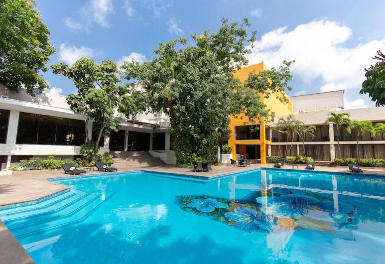 HS HOTSSON Hotel Tampico, Tampico, Piscina