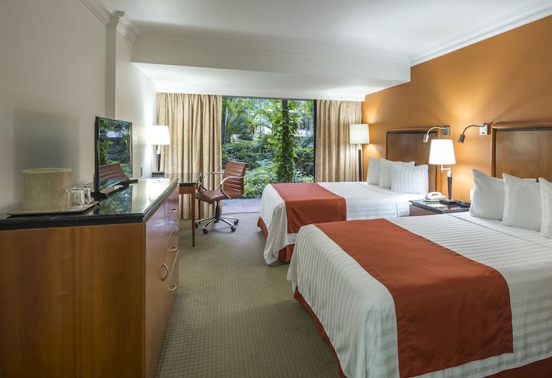 HS HOTSSON Hotel Tampico, Tampico, Dobbeltrom – standard, 2 dobbeltsenger, Gjesterom