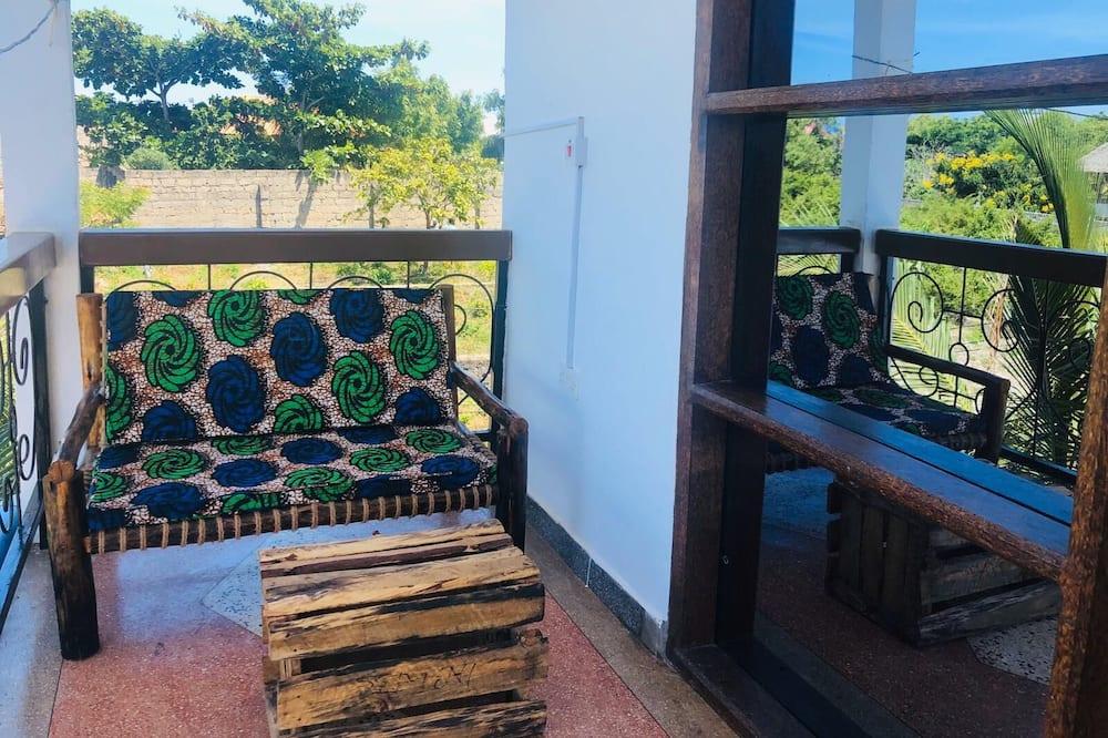 Habitación doble básica (Asante) - Balcón