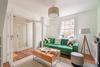 Nuotrauka: The Osney Island Way - Spacious & Bright 3bdr Home With Garden, Oksfordas