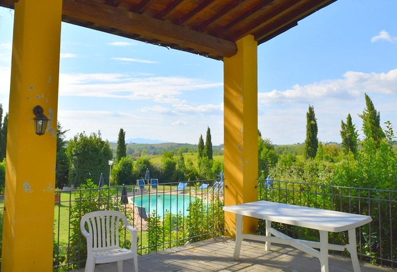 Nice Apartment in the Area of Vinci, Vinci, Hus, Balkong