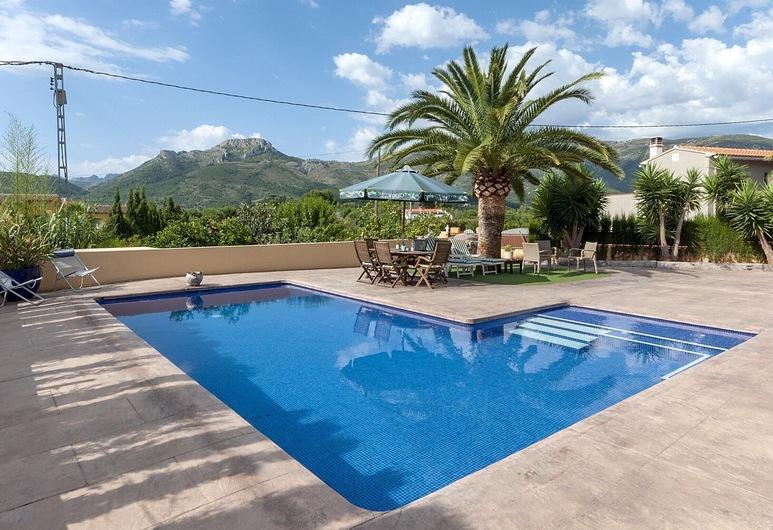Casa LEA, Alcalali, 室外游泳池