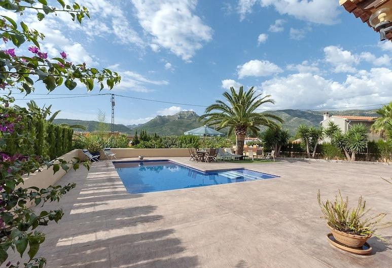 Casa LEA, Alcalali, Pool