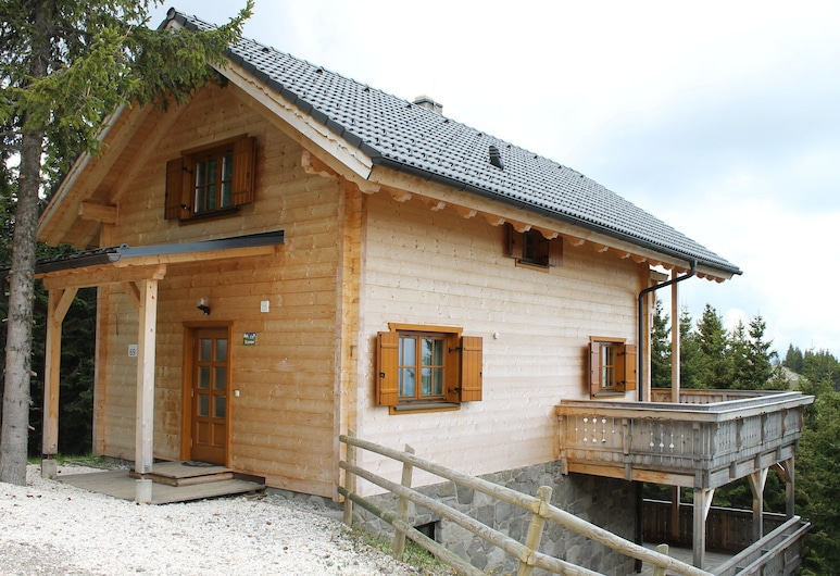 Wooden Chalet in Koralpe Amid the Forest, Frantschach-Sankt Gertraud