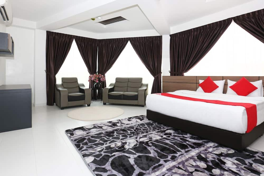 Pokoj Deluxe s dvojlůžkem, dvojlůžko (200 cm) - Pokoj