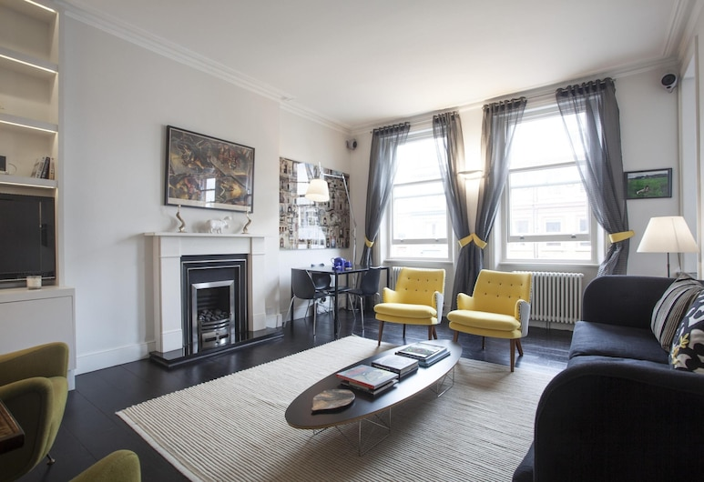 Brechin Place IV by Onefinestay, London