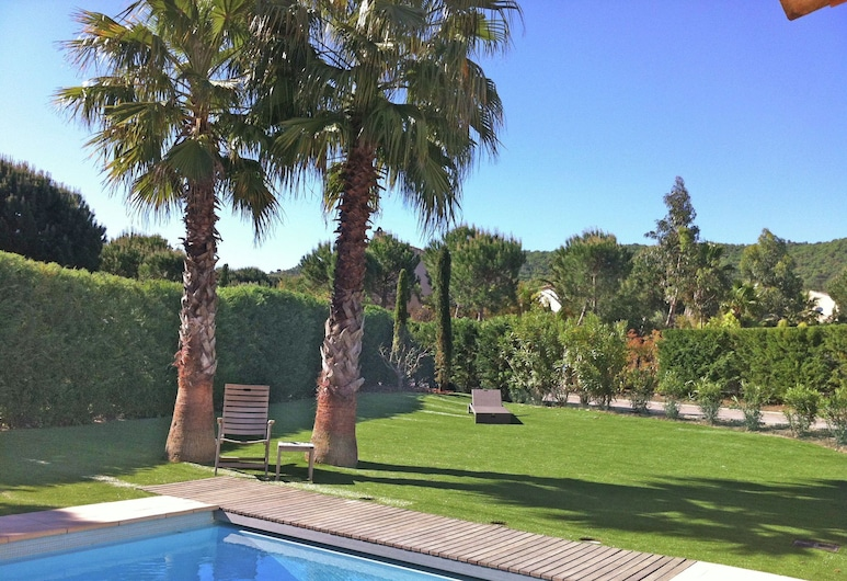 Plushy Villa in Saint Tropez With Pool and 2 Pvt. Terraces, Gassin, Aed