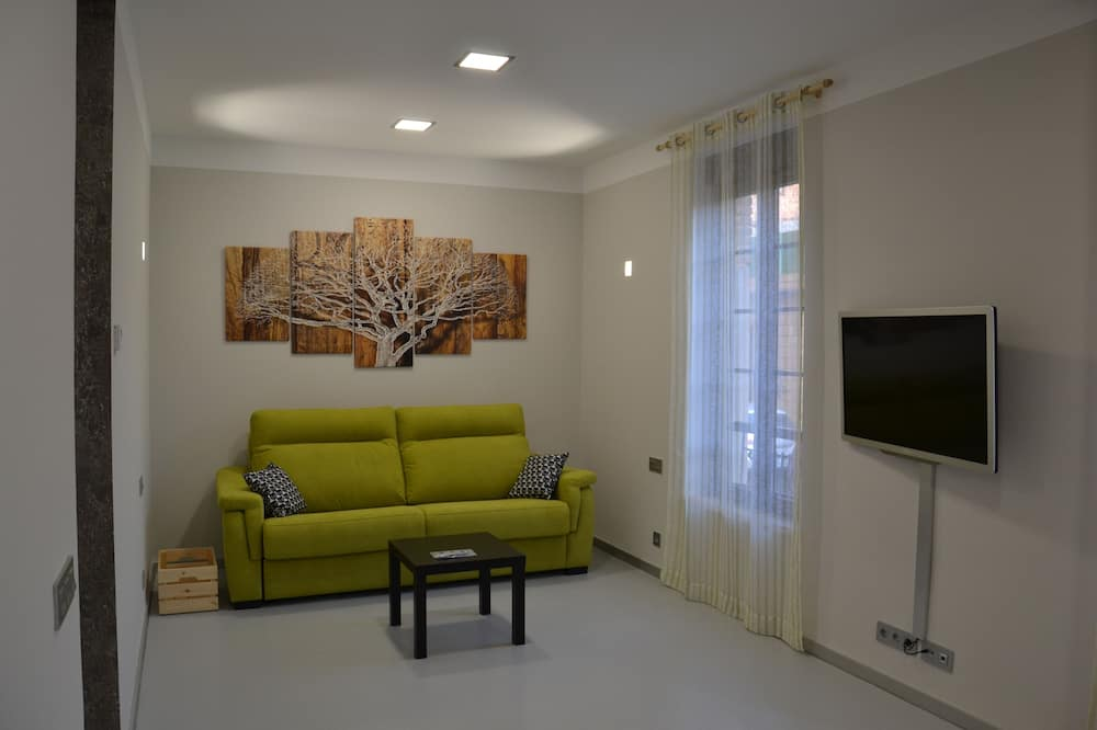 Apart Daire, 1 Yatak Odası (Renueva Sur) - Oturma Odası
