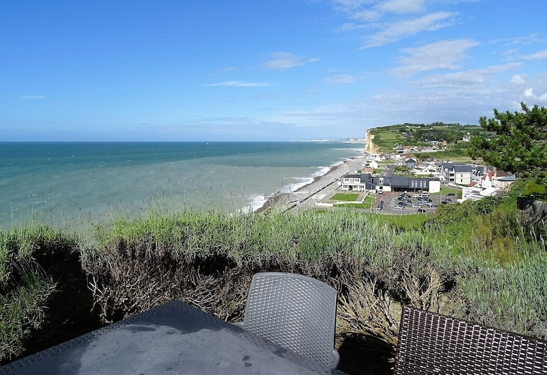 Appartement Ciel & Mer, Hautot-sur-Mer, Panoramic Apartment, Ensuite, Sea View, View from property
