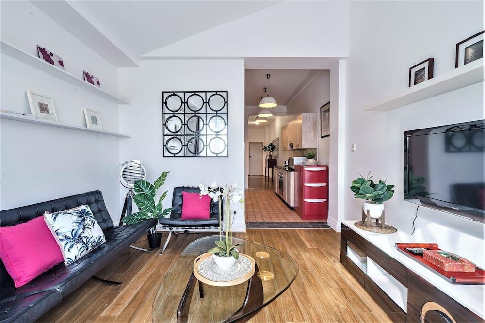 Appartamento - Area soggiorno