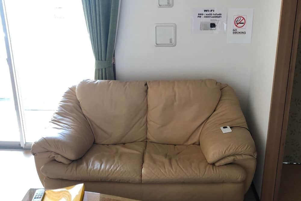 Basic-Zimmer - Wohnbereich