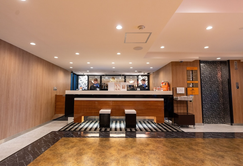 APA Hotel Hachioji-Eki Kita, Hachiōji, Salon de la réception
