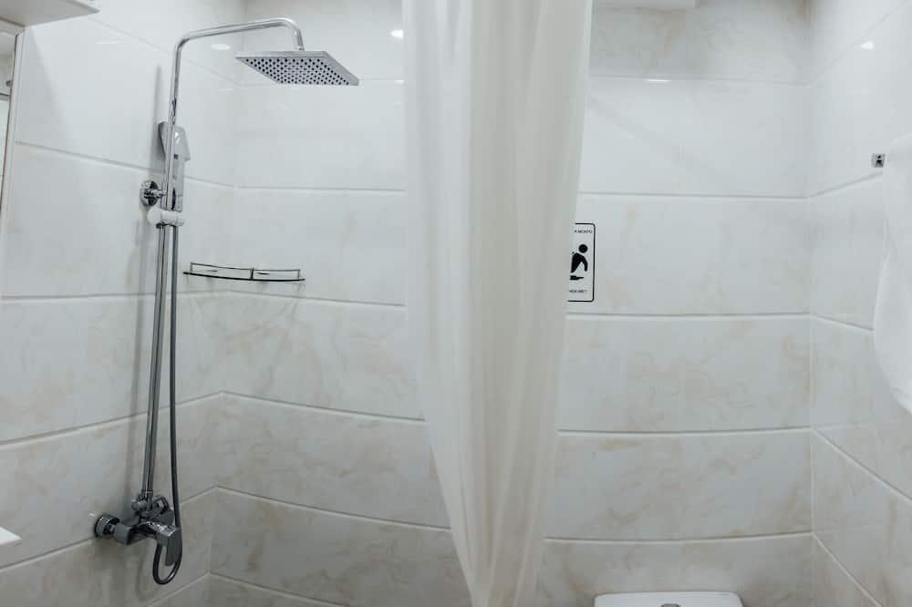 디럭스 더블룸 또는 트윈룸 - 욕실 샤워