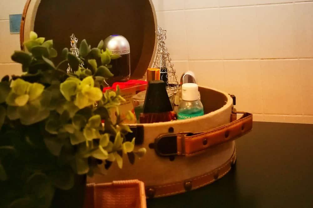 Phòng tắm chung