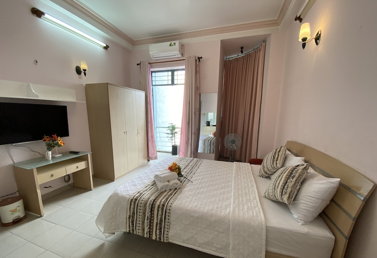 Nhat An Homestay, Ho Chi Minh City, Estúdio Deluxe, Quarto
