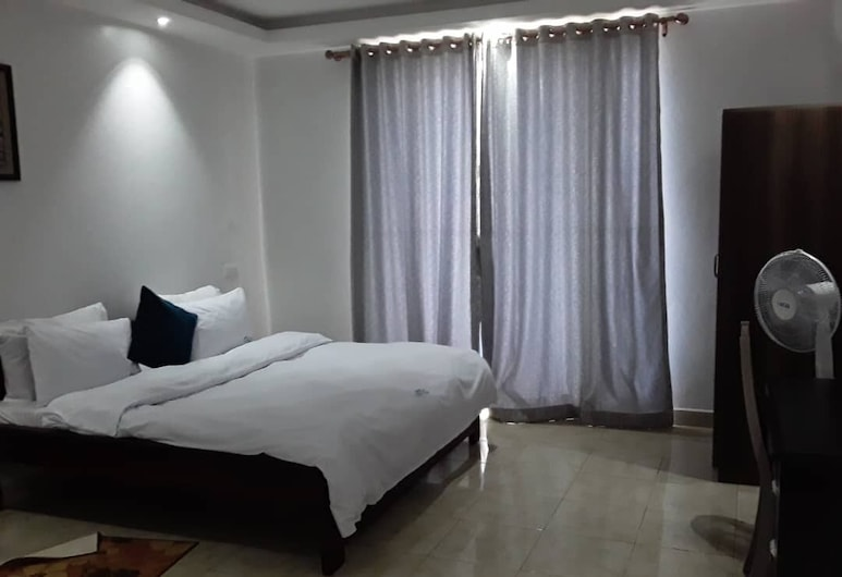 The Orchid Grand, Jinja, Deluxe Double Room (with AC), Guest Room