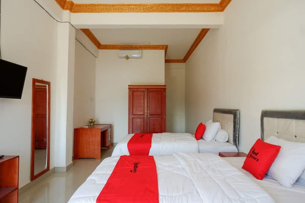 Habitación con 2 camas individuales (RedDoorz) - Habitación