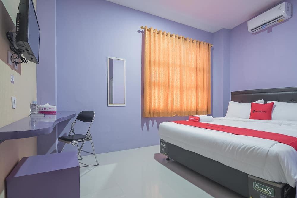 غرفة مزدوجة (RedDoorz) - الصورة الأساسية