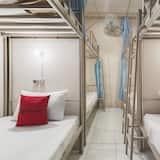 חדר מעונות משותף, חדר מעונות מעורב (גברים ונשים) (RedDoorz) - חדר אורחים