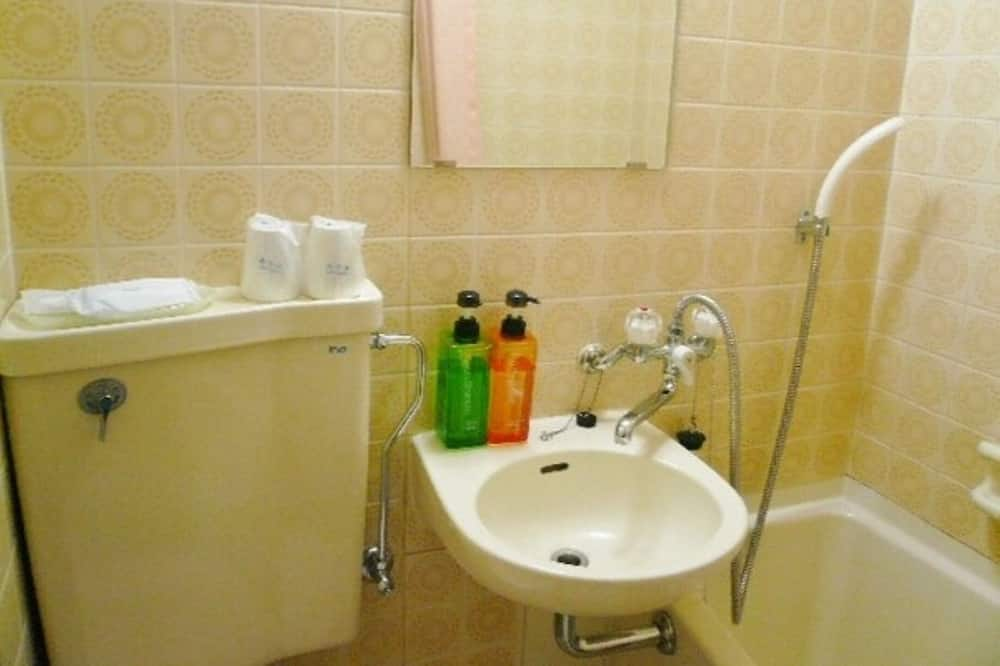 Eenpersoonskamer, niet-roken - Badkamer