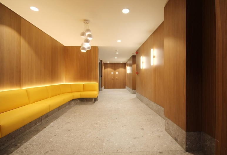 Appartement Louise Private Parking Free, Bruselas, Lobby