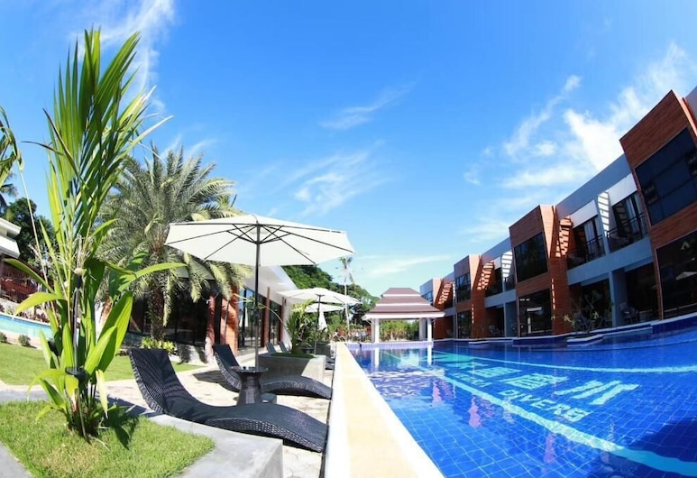 Only Seed Resort, Panglao, Outdoor Pool