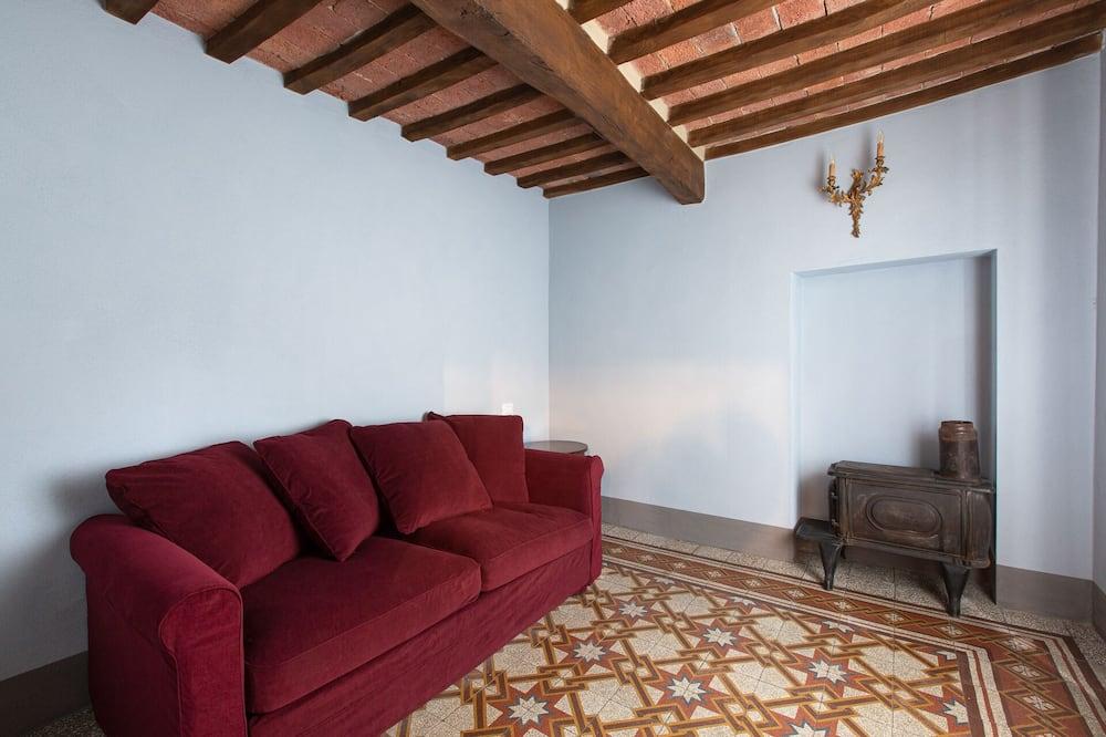 Apartament typu Junior Suite, balkon - Powierzchnia mieszkalna