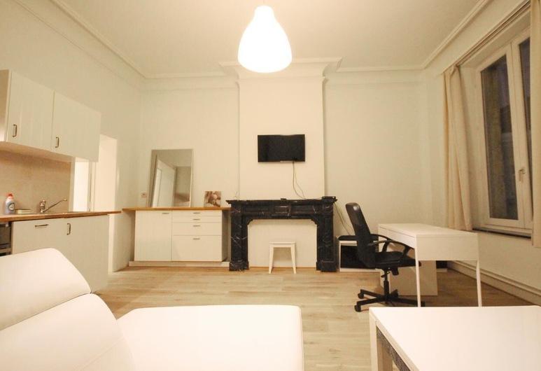 Appartement Bruxelles , BRUSEL, Apartmán (1), Obývacie priestory