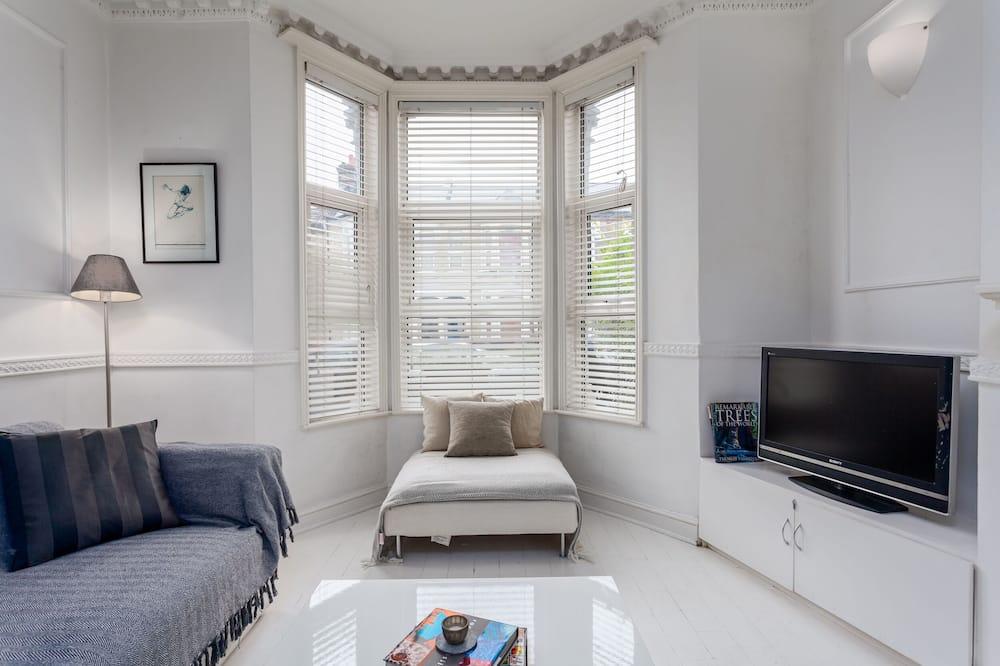 Apartmán typu City (2 Bedrooms) - Obývací pokoj