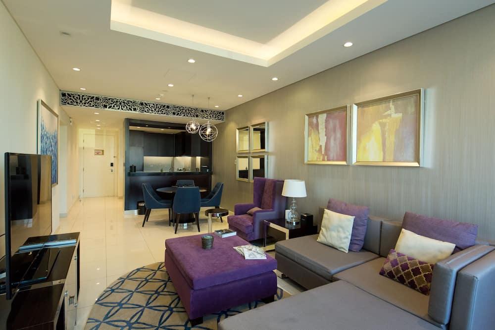 Appartement Deluxe, 2 chambres - Photo principale
