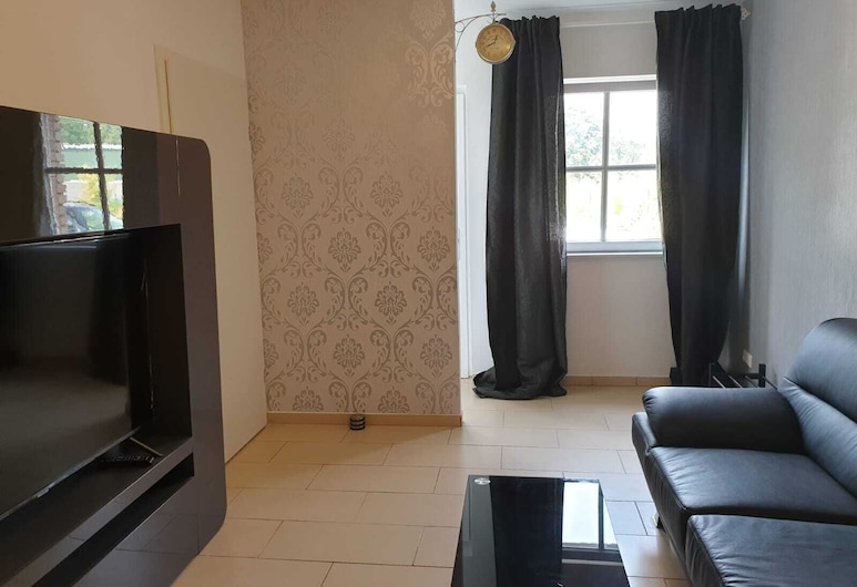 Cozy apartment near Cologne and Aachen, Dueren, Apartment, Living Area