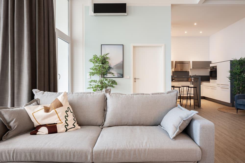 Suite Superior - Area Keluarga
