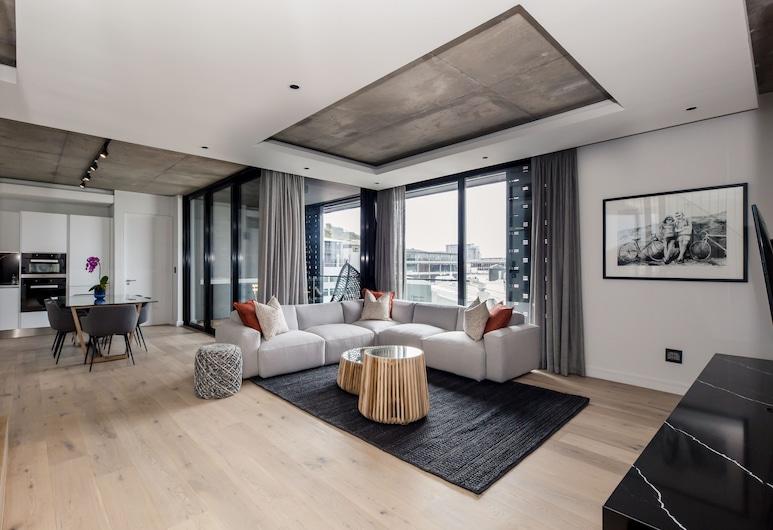 Signature Penthouse, Cape Town, Apartemen, Area Keluarga
