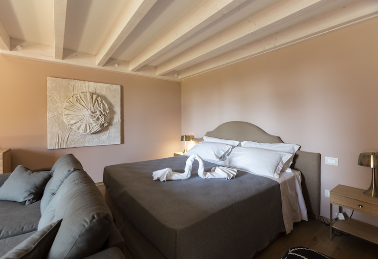Casa Villa Marina, Alghero, Junior-Suite, Zimmer