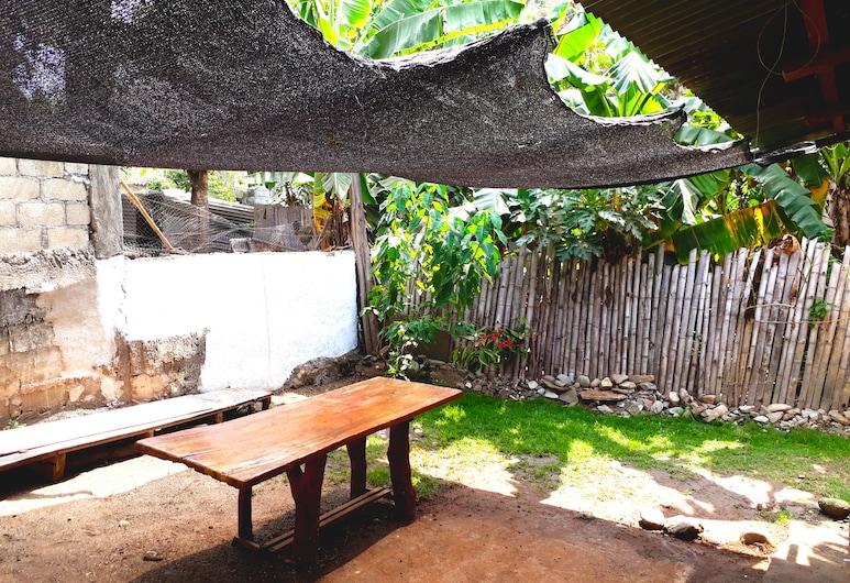 Nihuali Hostal, Santa Marta, Dvor