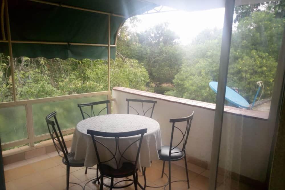 Pagerinto tipo kambarys - Balkonas