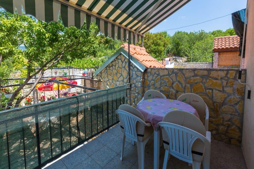 Apartment (A2) - Balcony