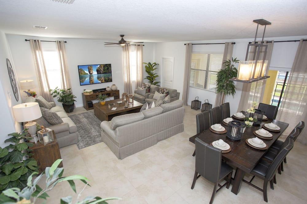 Dom Premium - Powierzchnia mieszkalna