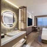 スーペリア ルーム シングルベッド 2 台 - バスルーム
