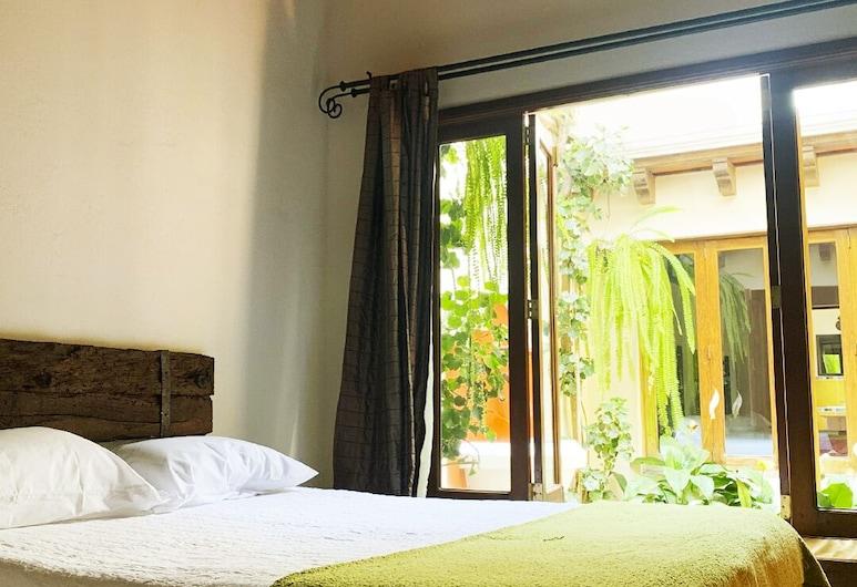 Donde Lico, Antigua Guatemala, Négyágyas szoba, Vendégszoba