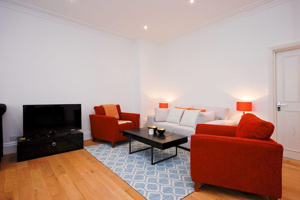 City-huoneisto (2 Bedrooms) - Olohuone