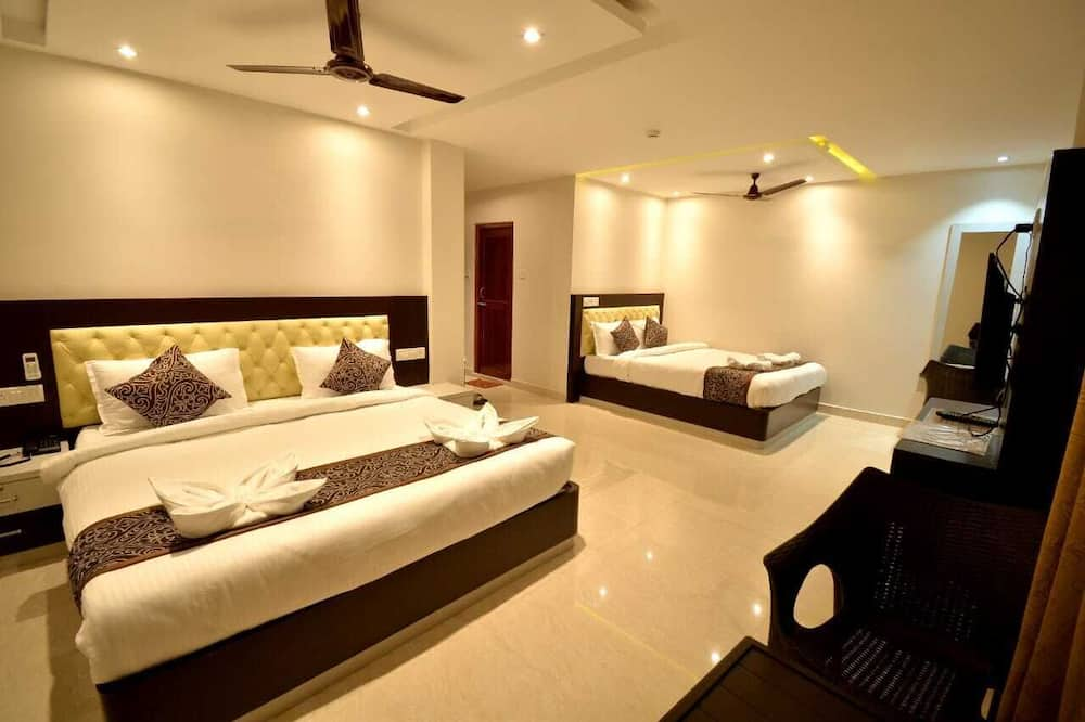 Super Deluxe AC Room - Guest Room