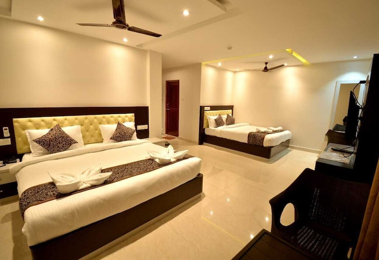 Hotel Mount View Pristine, Port Blair, Deluxe AC Room, Guest Room