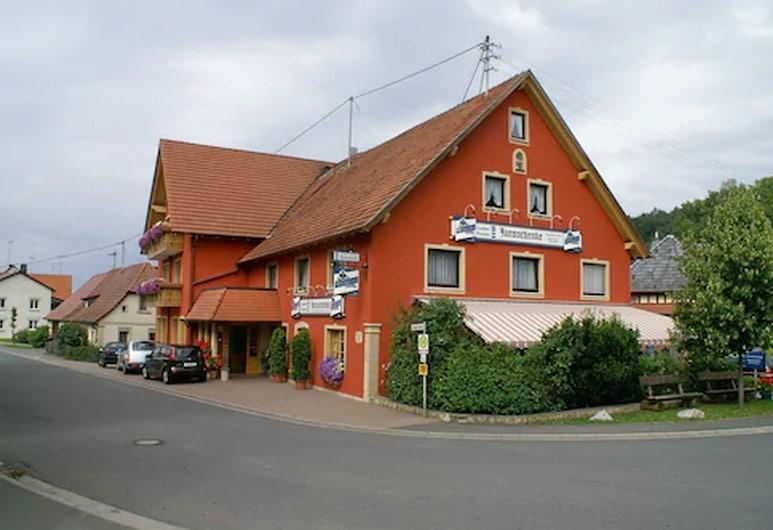 Gasthof Juraschenke, 利西