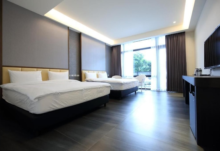HAI LAN HOMESTAY, 寿豊, 4 人部屋, 部屋