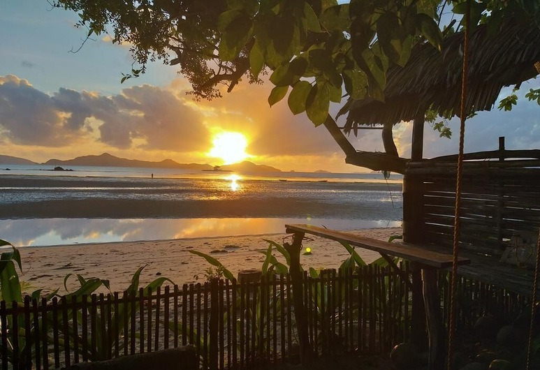 Balay Cuyonon Eco Lodge, El Nido, Playa