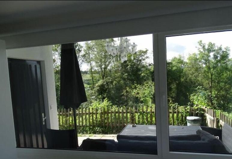 Europa Feriendorf, Lichtenau (North Rhine-Westphalia), Bungaló, 3 hálószobával, terasz, Terasz/udvar