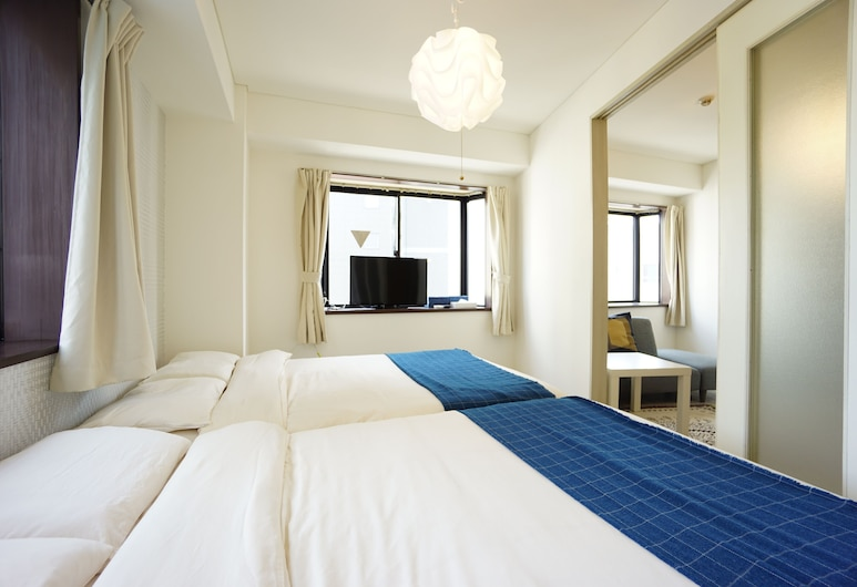 Terry's Apartment Namba I G04E , 大阪市, アパートメント, 部屋