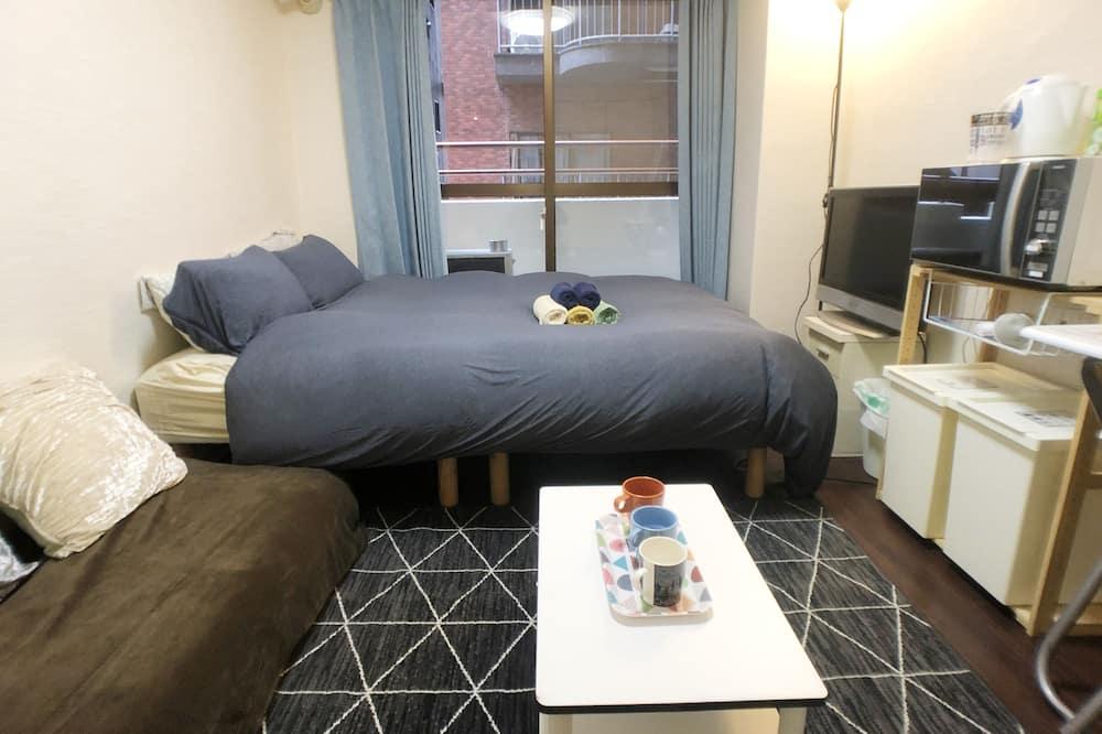 ห้องพัก (L333) - ห้องนั่งเล่น